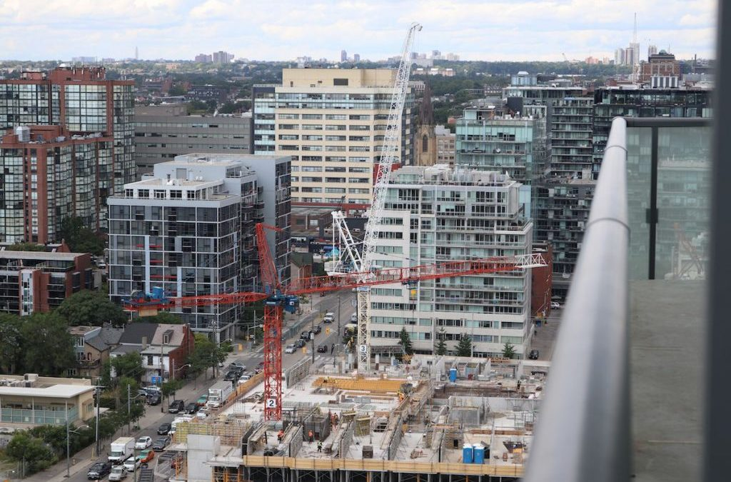 What is the biggest factor affecting Toronto's new construction market?