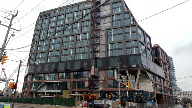 Artscape Daniels Launchpad opening at 130 Queens Quay East this year.