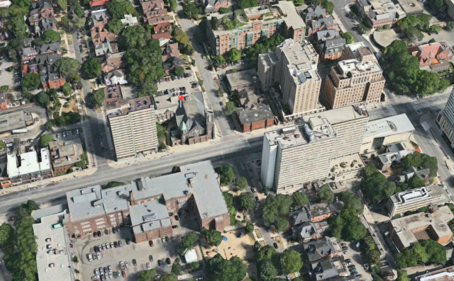 Developers engaging community to refine 300 Bloor West plan.