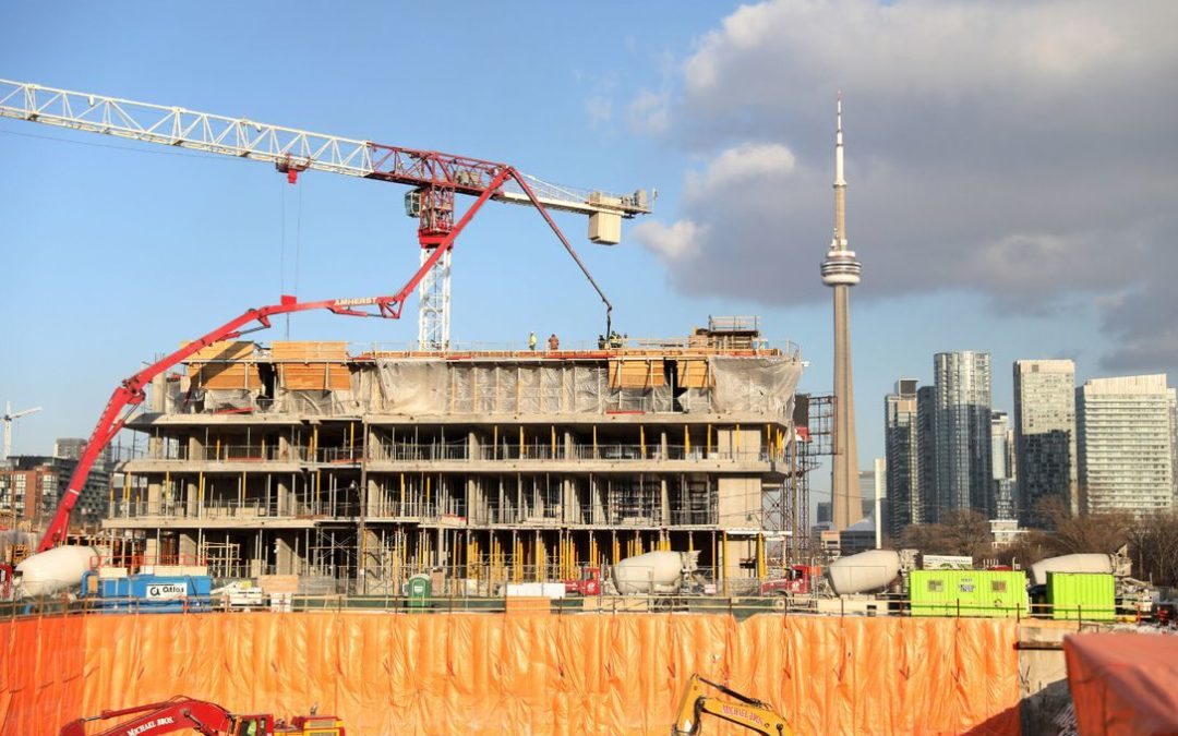 Lull in Toronto's housing gives buyers the upper hand.
