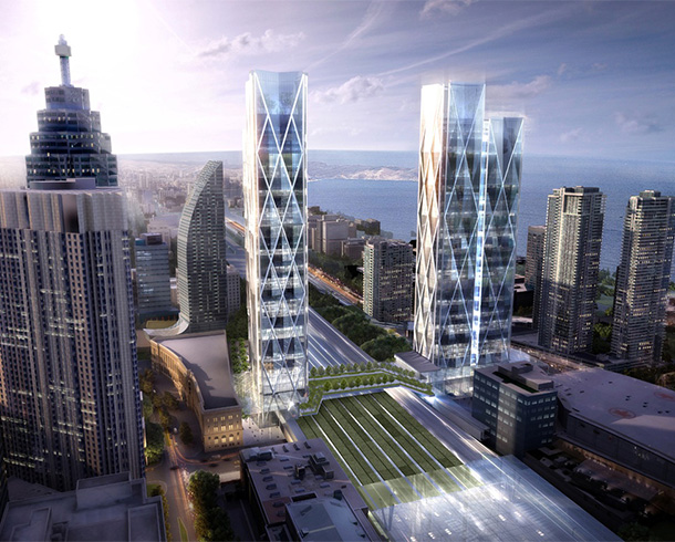 Microsoft is injecting $570 Million into Downtown Toronto