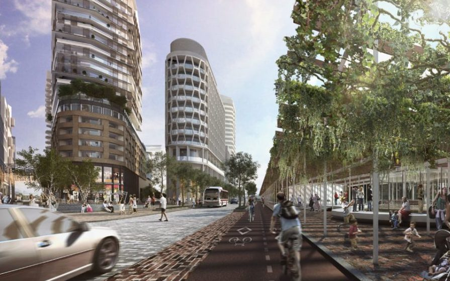 galleria-mall-condos-rendering
