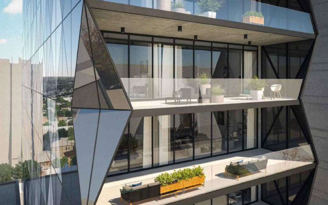 Toronto is Getting a New Luxury Condo at 210 Bloor West