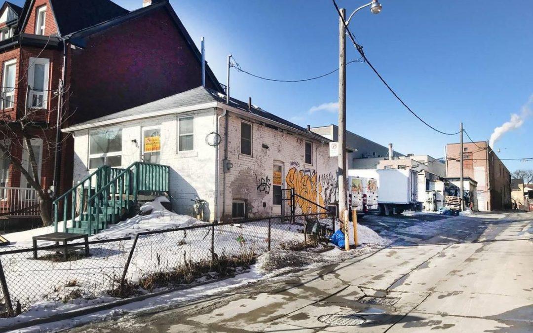 Toronto's $2.5 million Shack