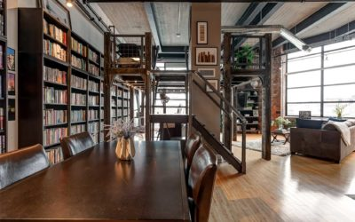 Five of Toronto's Hottest Lofts you Can Buy Right Now