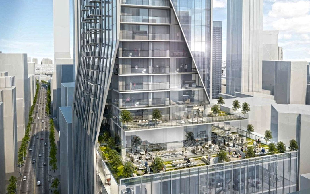 Canderel Has Ambitious Plans for 1075 Bay St.