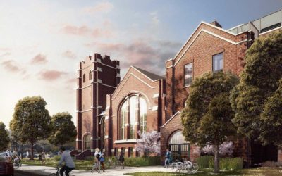 High Park is Getting a New Church Loft Conversion!