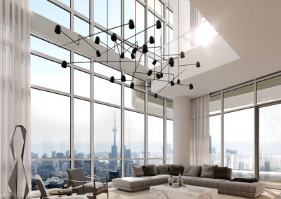 The Penthouses at One Bloor Toronto
